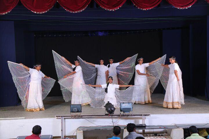 Soundararaja Vidyalaya-Festival Celebrations