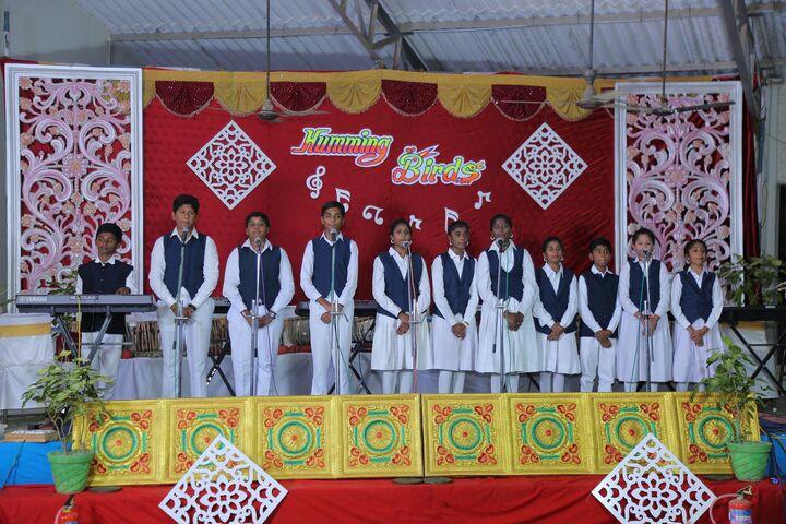 Soundararaja Vidyalaya-Music Activity