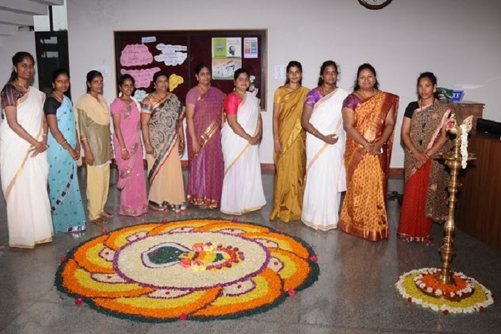 Spark school-onam day