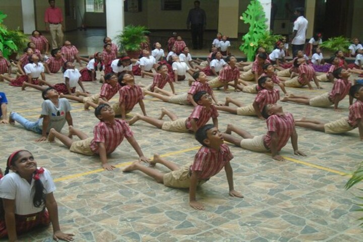 Spartan International School-Yoga
