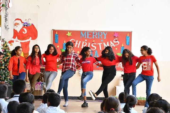 Spring Mount Public school-Xmas Celebrations
