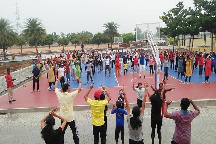 Spring Mount Public school-Exercise