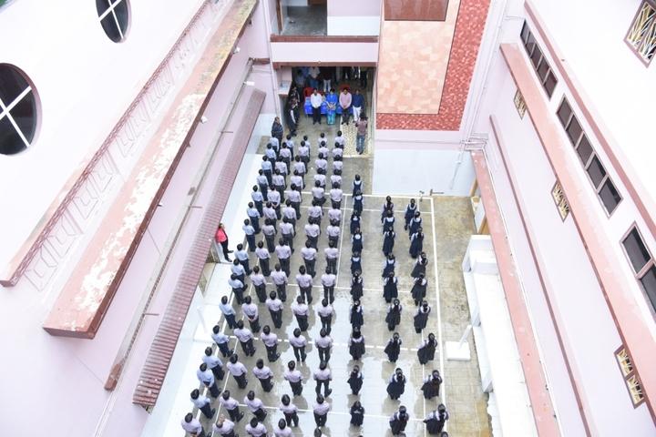 Pratibha Public School-Prayer