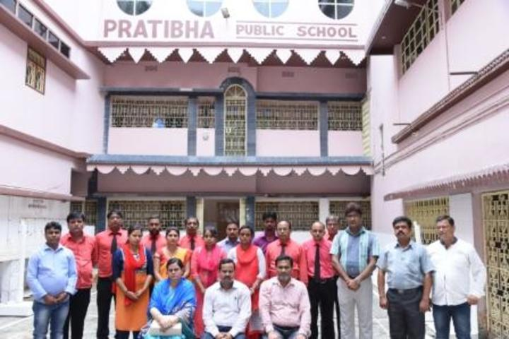Pratibha Public School-Staff