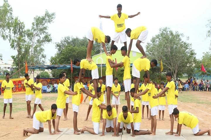 Sree Sankara Bala Vidyalaya Golden Jubilee School-Sports