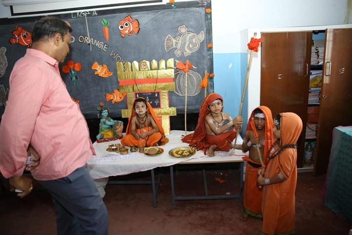 Sree Sankara Bala Vidyalaya Golden Jubilee School-Drama