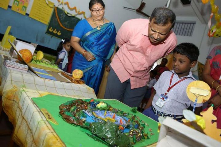Sree Sankara Bala Vidyalaya Golden Jubilee School-Science  Fair