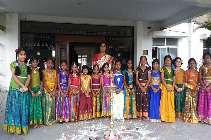 Sree Shanthi Anand Vidyalaya-Diwali Celebrations