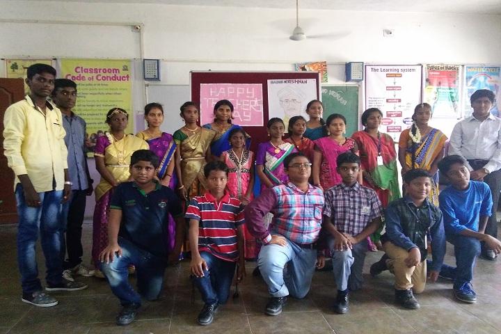 Sree Shanthi Anand Vidyalaya-Teachers Day