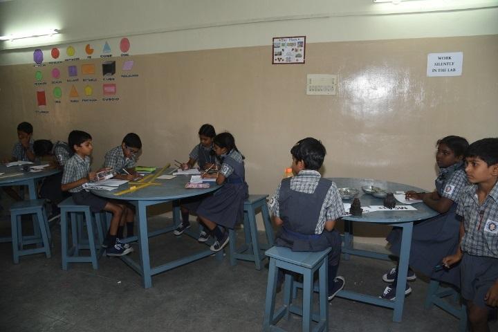 reevatsa Viswananthan Vivekananda Vidyalaya Senior Secondary School-Activity Room