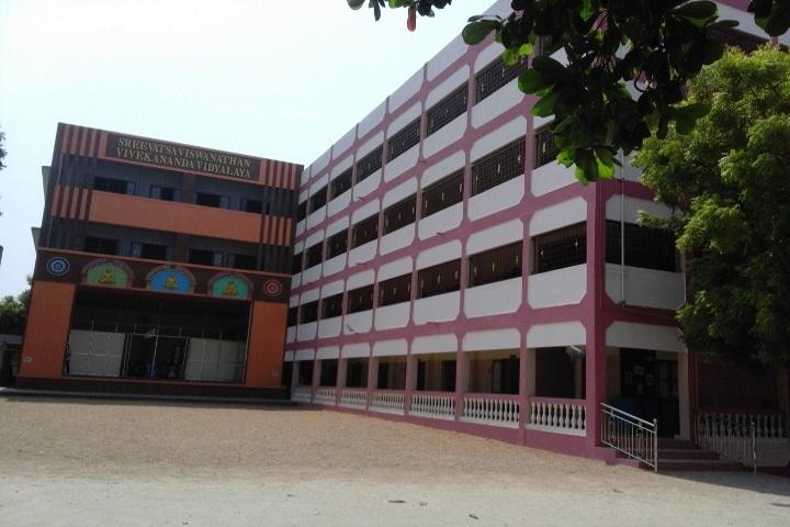reevatsa Viswananthan Vivekananda Vidyalaya Senior Secondary School-Campus View