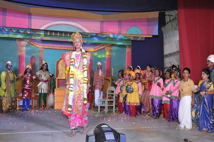 reevatsa Viswananthan Vivekananda Vidyalaya Senior Secondary School-Drama