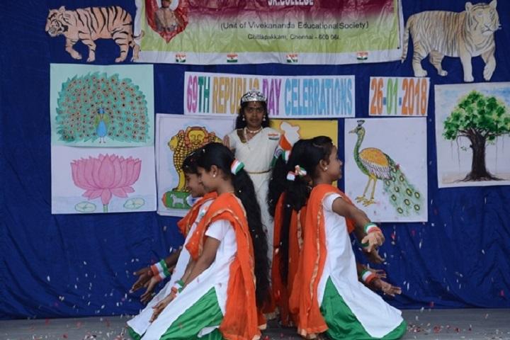 reevatsa Viswananthan Vivekananda Vidyalaya Senior Secondary School-Independence Day