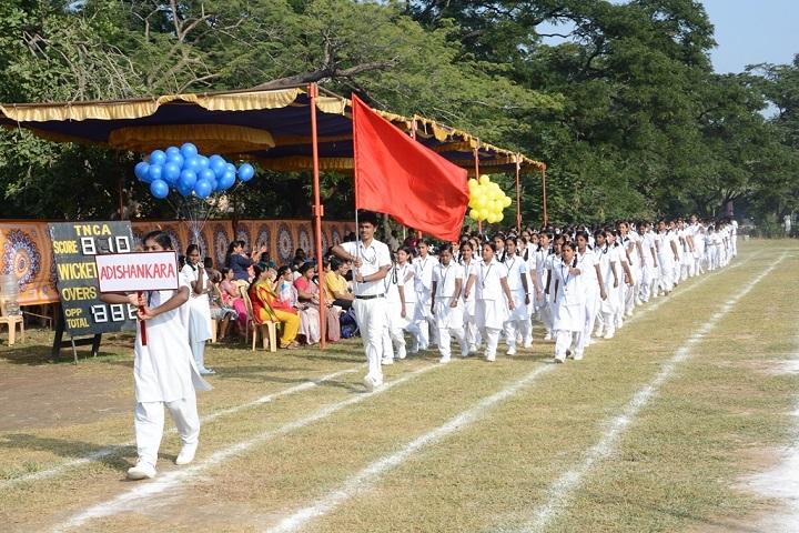 reevatsa Viswananthan Vivekananda Vidyalaya Senior Secondary School-March Past