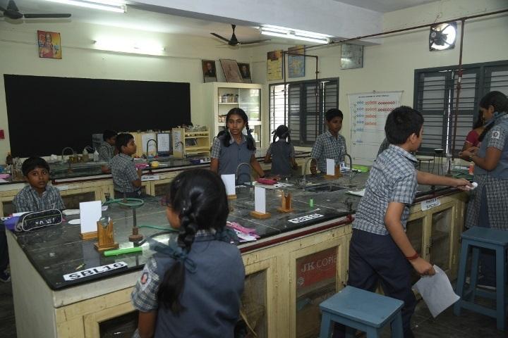 reevatsa Viswananthan Vivekananda Vidyalaya Senior Secondary School-Science Lab