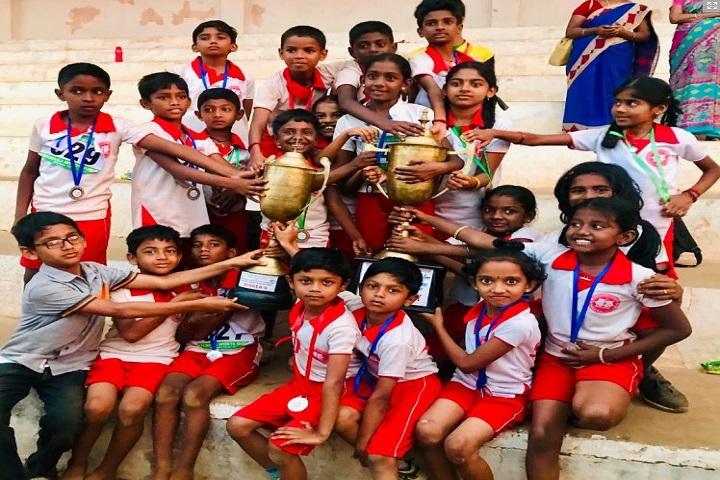Sri Akilandeshwari Vidyalaya-awards