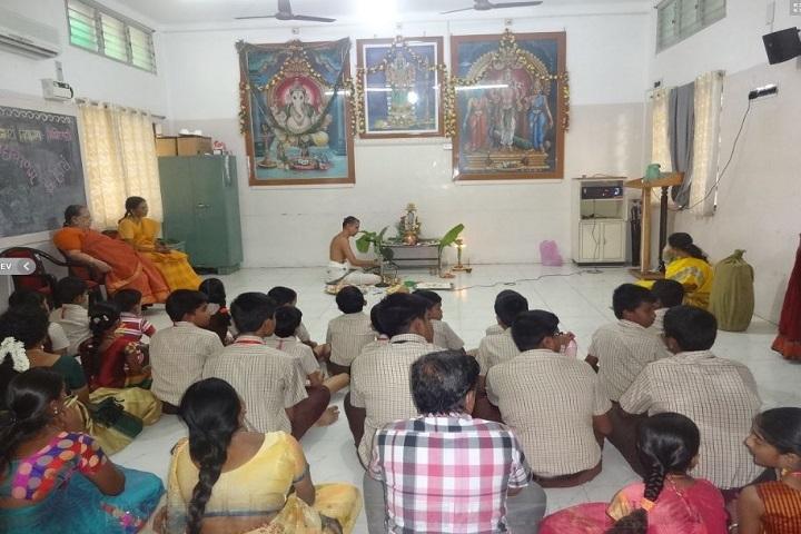 Sri Akilandeshwari Vidyalaya-vinayaka chavithi