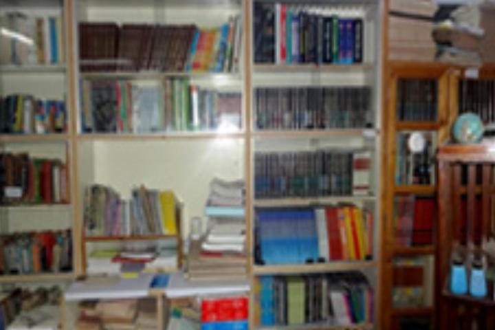 Sri Akilandeshwari Vidyalaya-Library