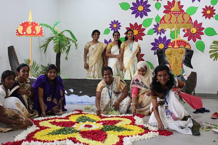 Sri Aurobindo Mira Universal School-Oman day