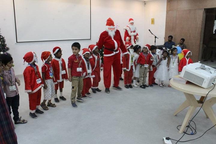 Sri Aurobindo Mira Universal School-Xmas