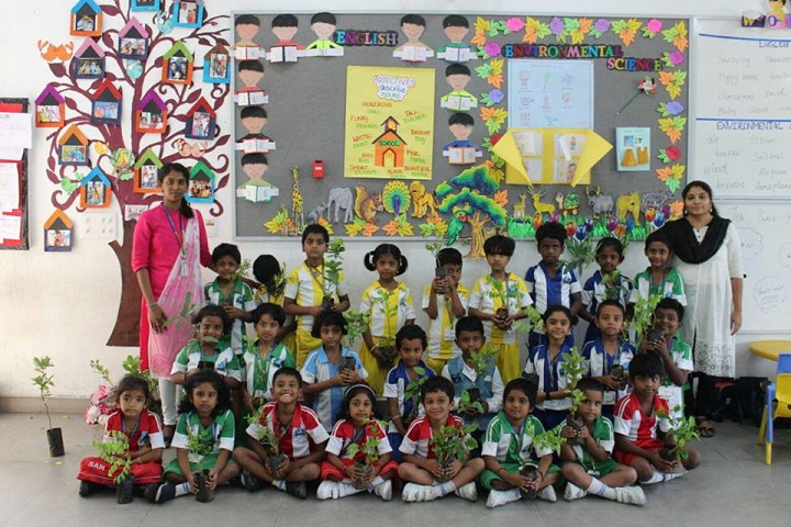 Sri Aurobindo Mira Universal School-childrens day