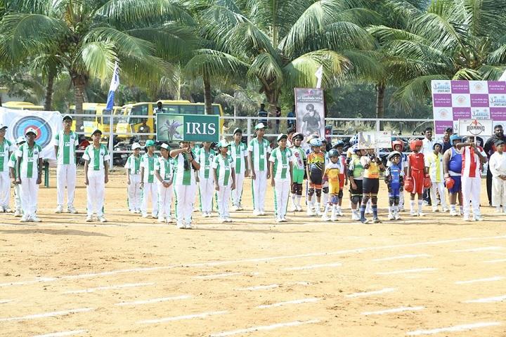 Sri Aurobindo Mira Universal School-sports day