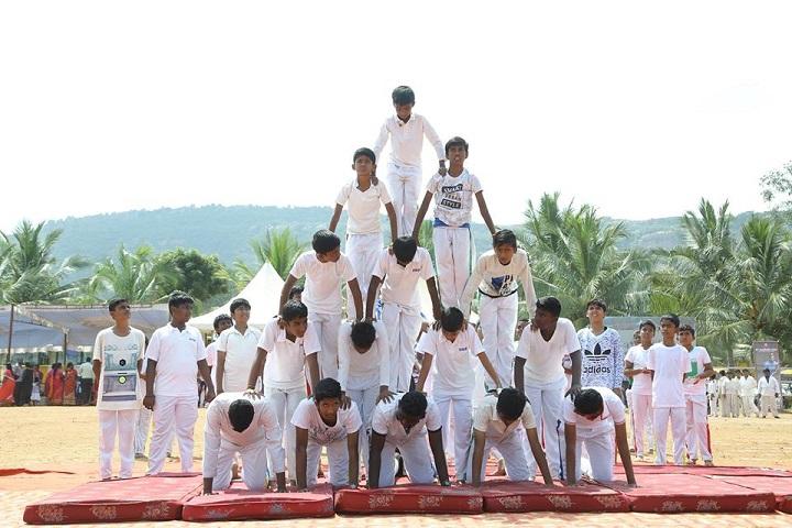 Sri Aurobindo Mira Universal School-sports day1