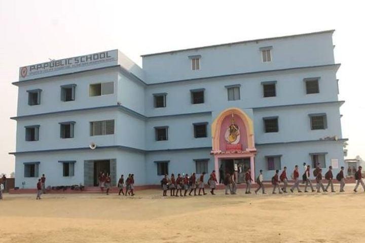 Pratibha Punj Public School-Campus Building