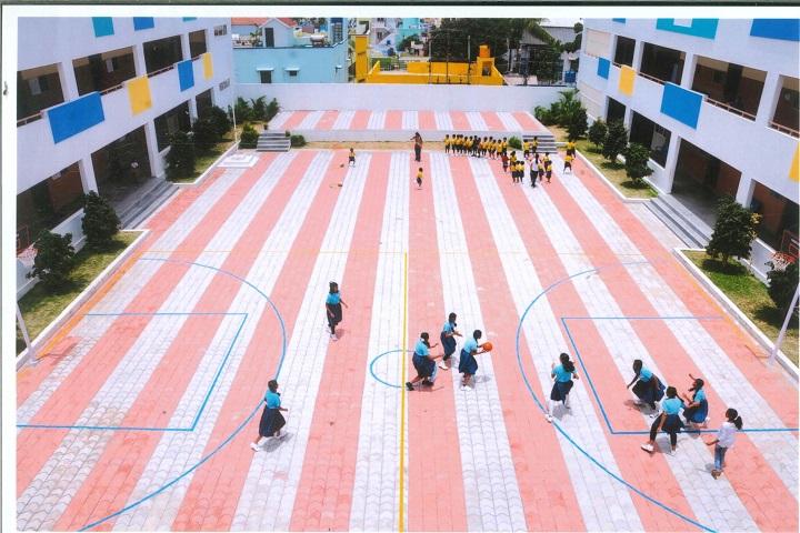 Sri chaitanya techno school-play ground1