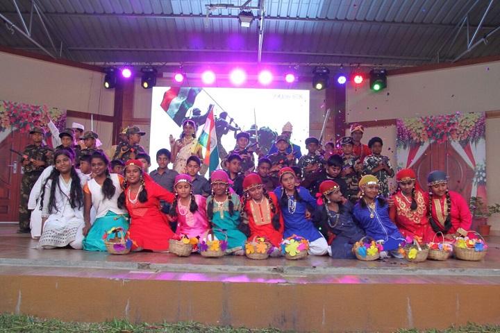 Sri Gurukulam Secondary School-fest