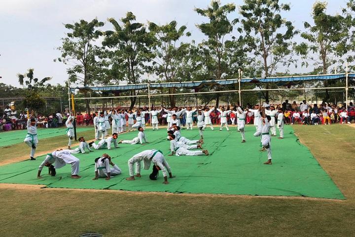 Sri Gurukulam Secondary School-yoga