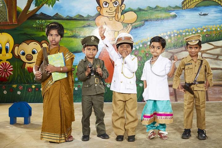 Sri Kumaran Public School-KG