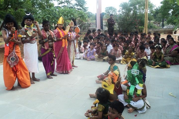 Sri Kumaran Public School-Vinayaka Chavithi1
