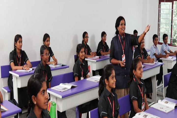 Sri Kumaran Public School-classroom