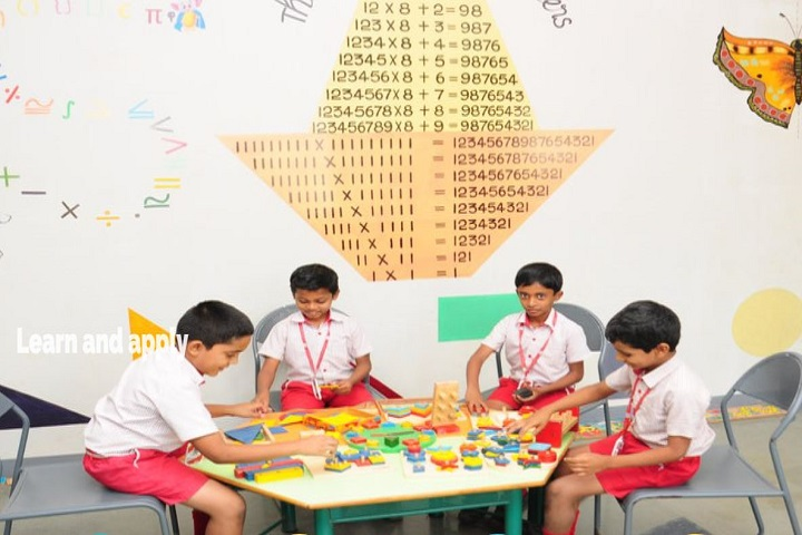 Sri Kumaran Public School-pre school