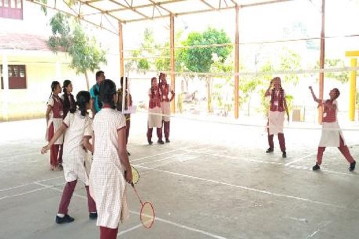 Sri Narayani Vidyashram School-badminton