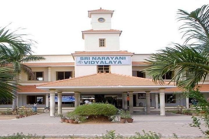 Sri Narayani Vidyashram School-building