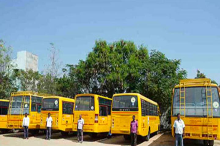 Sri Narayani Vidyashram School-Transport