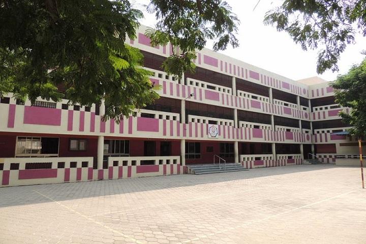 Sri R M Jain Vidhyashram-building