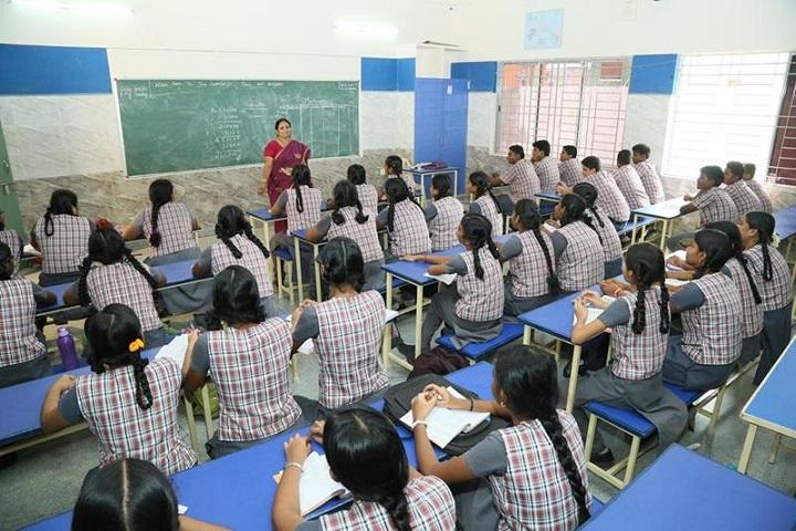 Sri R M Jain Vidhyashram-classroom