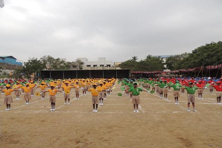 Sri R M Jain Vidhyashram-exercise