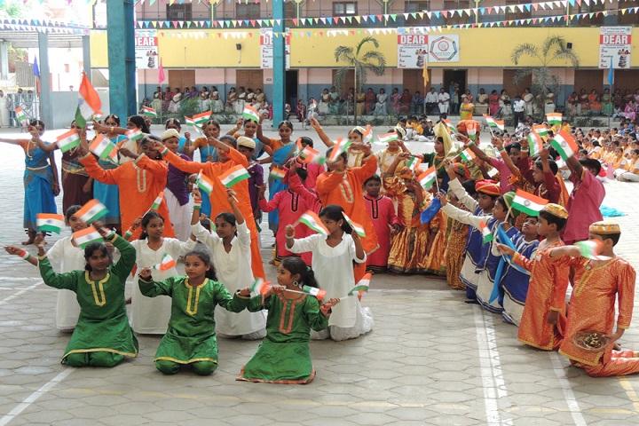 Sri R M Jain Vidhyashram-independence day