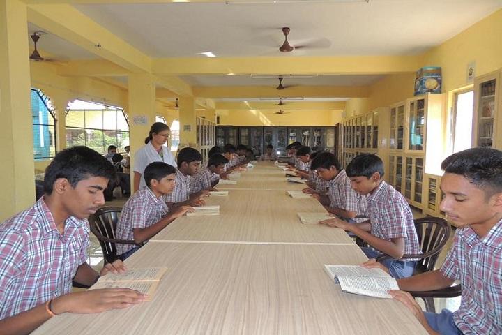 Sri R M Jain Vidhyashram-library