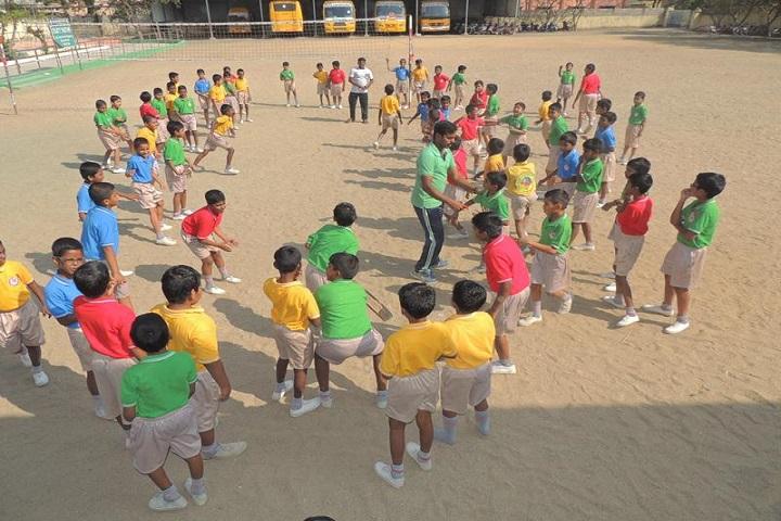Sri R M Jain Vidhyashram-playground