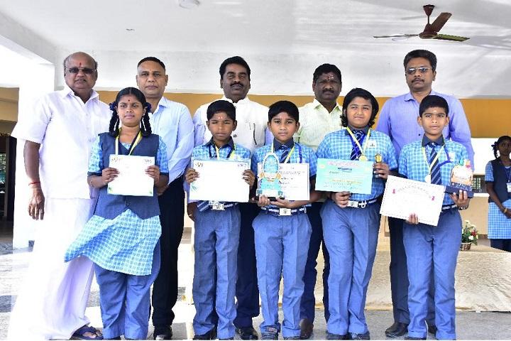 Sri Raja Vidya Vikaas School-Achievements