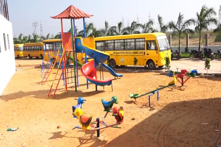 Sri Raja Vidya Vikaas School-bus transport