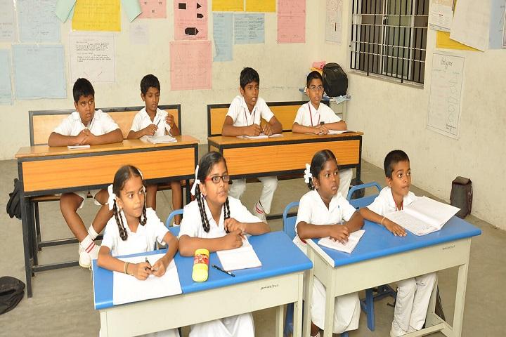 Sri ram Vidhya mandir schoo-classroom
