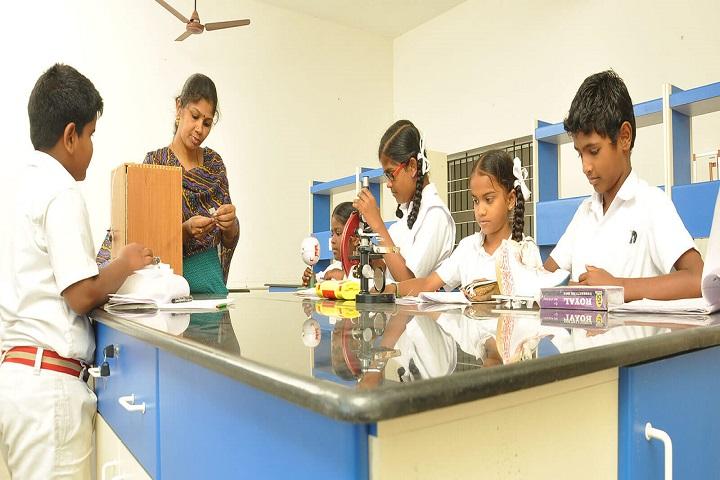 Sri ram Vidhya mandir schoo-lab
