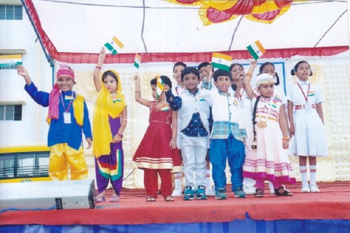 Sri ram Vidhya mandir school-independence day