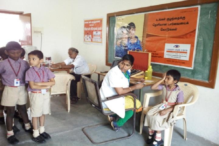 Sri ram Vidhya mandir school-medical